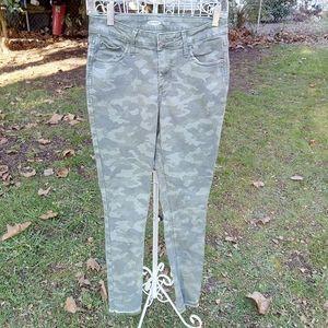 OLD NAVY Camo Rockstar Super Skinny Jeans 4